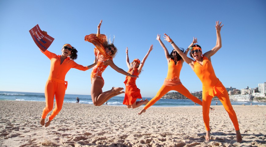Today is National Wear Orange Wednesday (WOW Day).