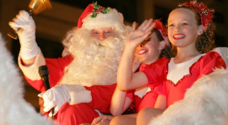 2016 RAC Channel 7 Christmas Pageant
